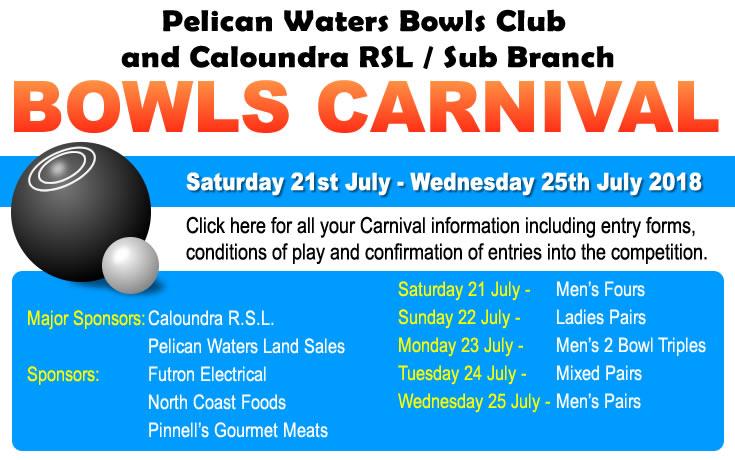 Bowls Carnival 2018